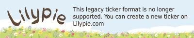 Lilypie Prossimo compleanno Ticker
